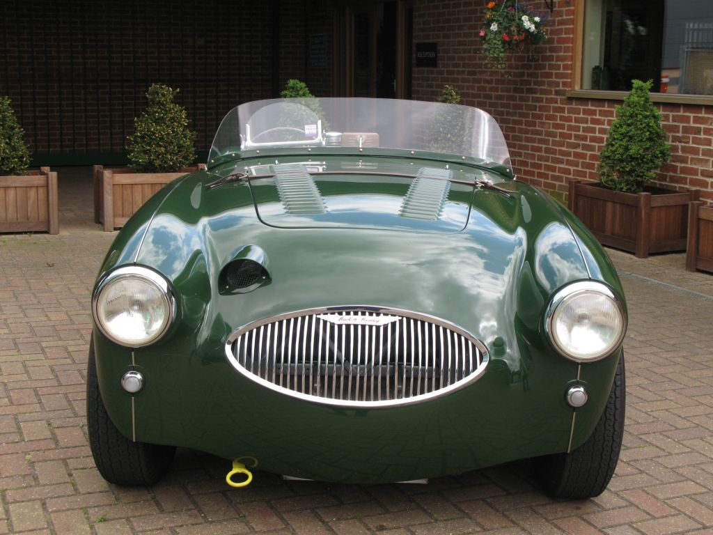 Austin Healey Works 100S RHD › Historic Racing Cars for