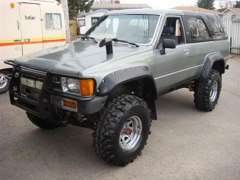 1988 toyota 4runner for sale fully restored ih8mud forum rides toyota 4runner toyota. Black Bedroom Furniture Sets. Home Design Ideas