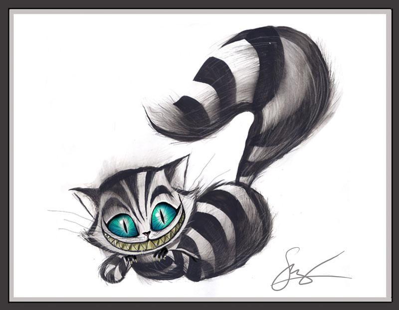 Gallery Guyvasilovich Com Cheshire Cat Tattoo Alice And Wonderland Tattoos Cat Tattoo