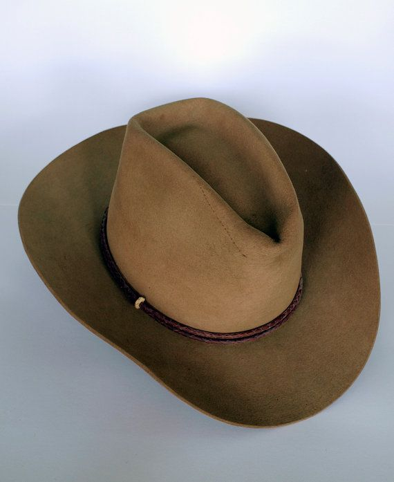 93d4d413b1fbaa John B. Stetson Cowboy Hat | Men's Fashion | Hats, Cowboy hats, Hat ...