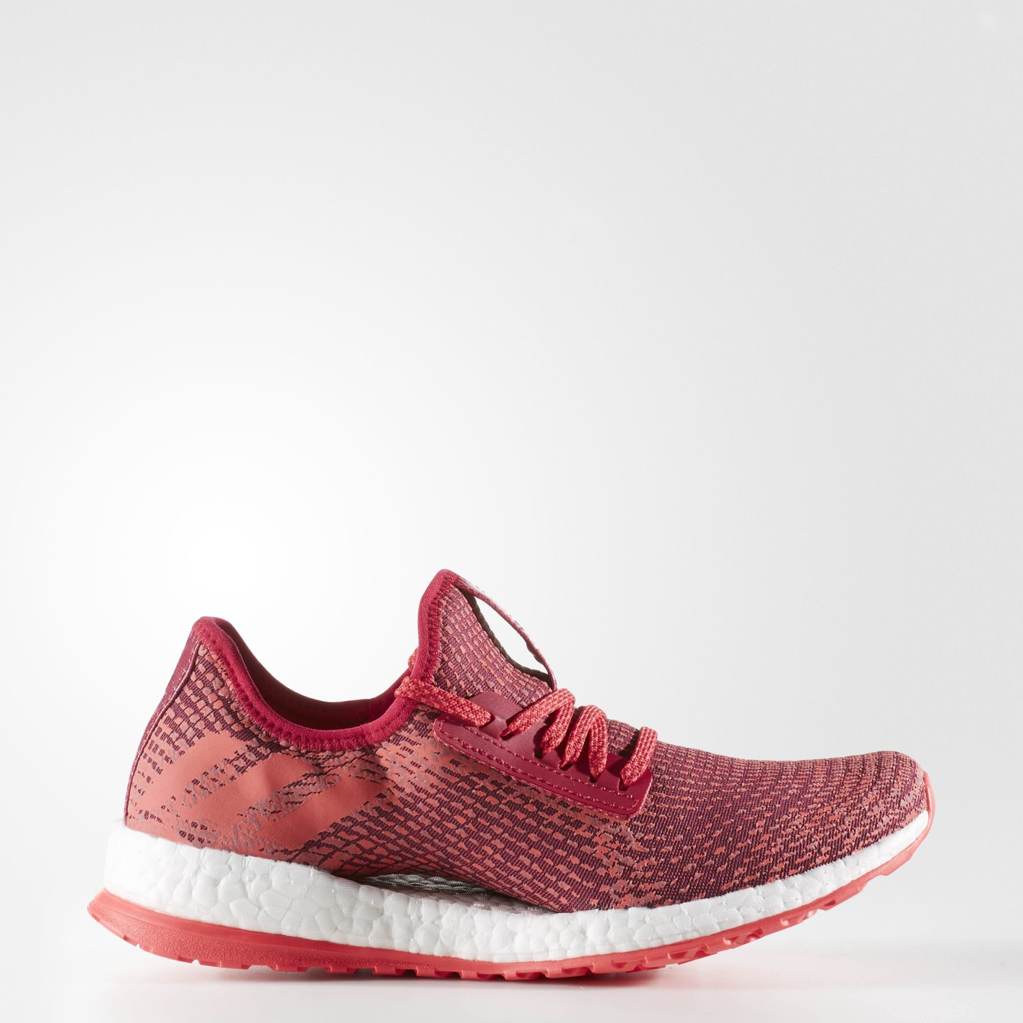new concept c2632 787c5 ... france adidas pure boost x shoes red adidas us cb930 d951f