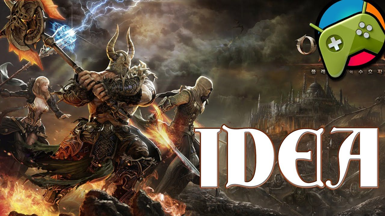 IDEA Online RPG Trailer HD Android iOS Free Games