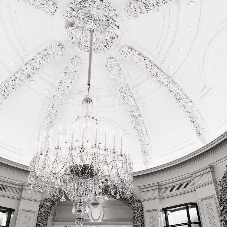 20 Bedroom Chandelier Designs Decorating Ideas: Chandelier , White , Home , Luxury , Design