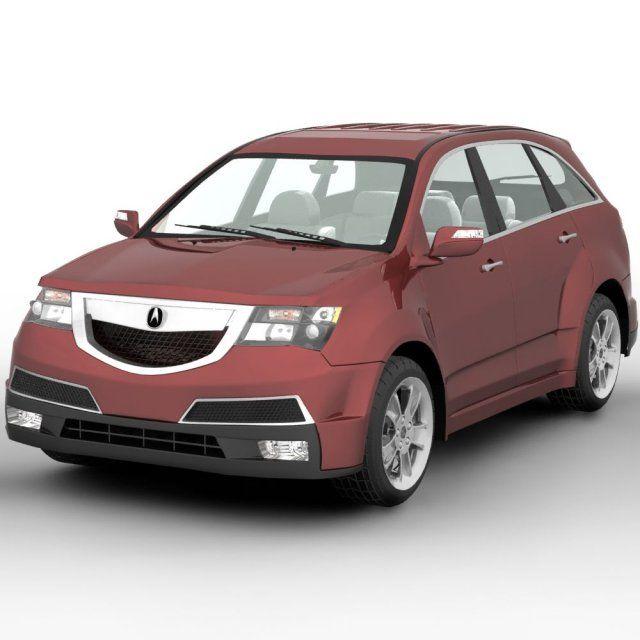 Acura MDX SUV 2011