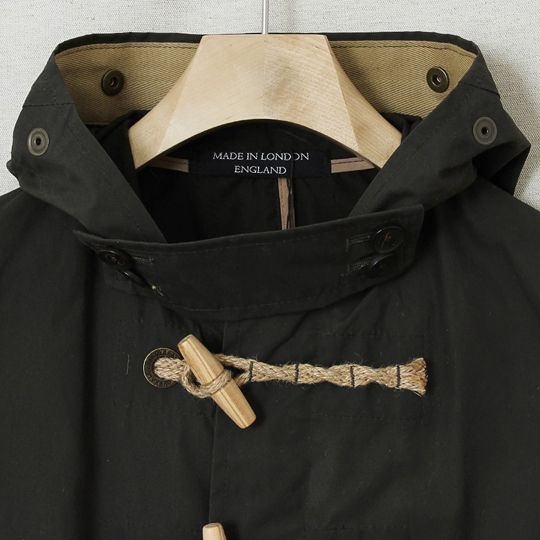 Gloverall Waxed Duffle Coat | Duffle coat and Wax