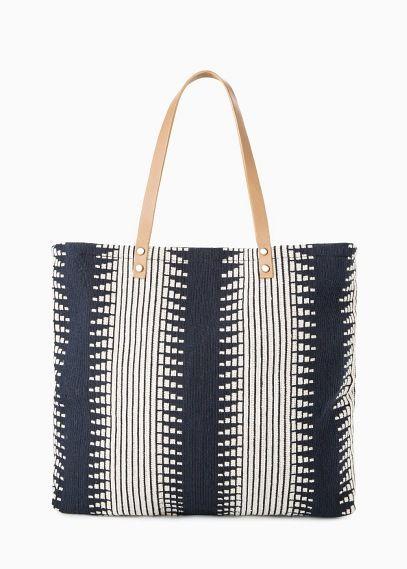 Ethnic bag | MANGO