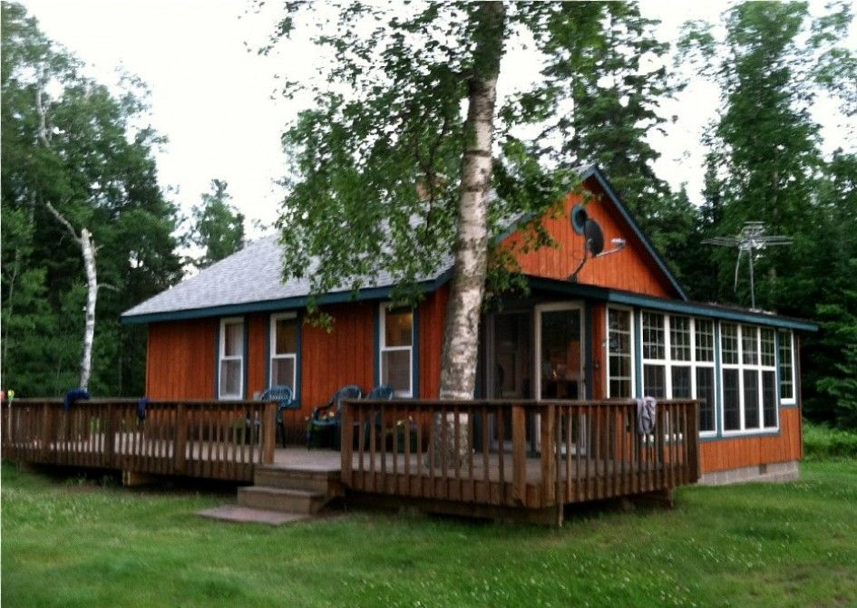 Spider Lake (Ashland County) 2 Bedroom Lake Cabin for Sale