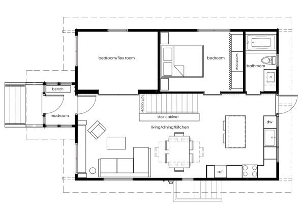 Design Chezerbey Living Room Floor Plans Small House Design Floor Plan Design