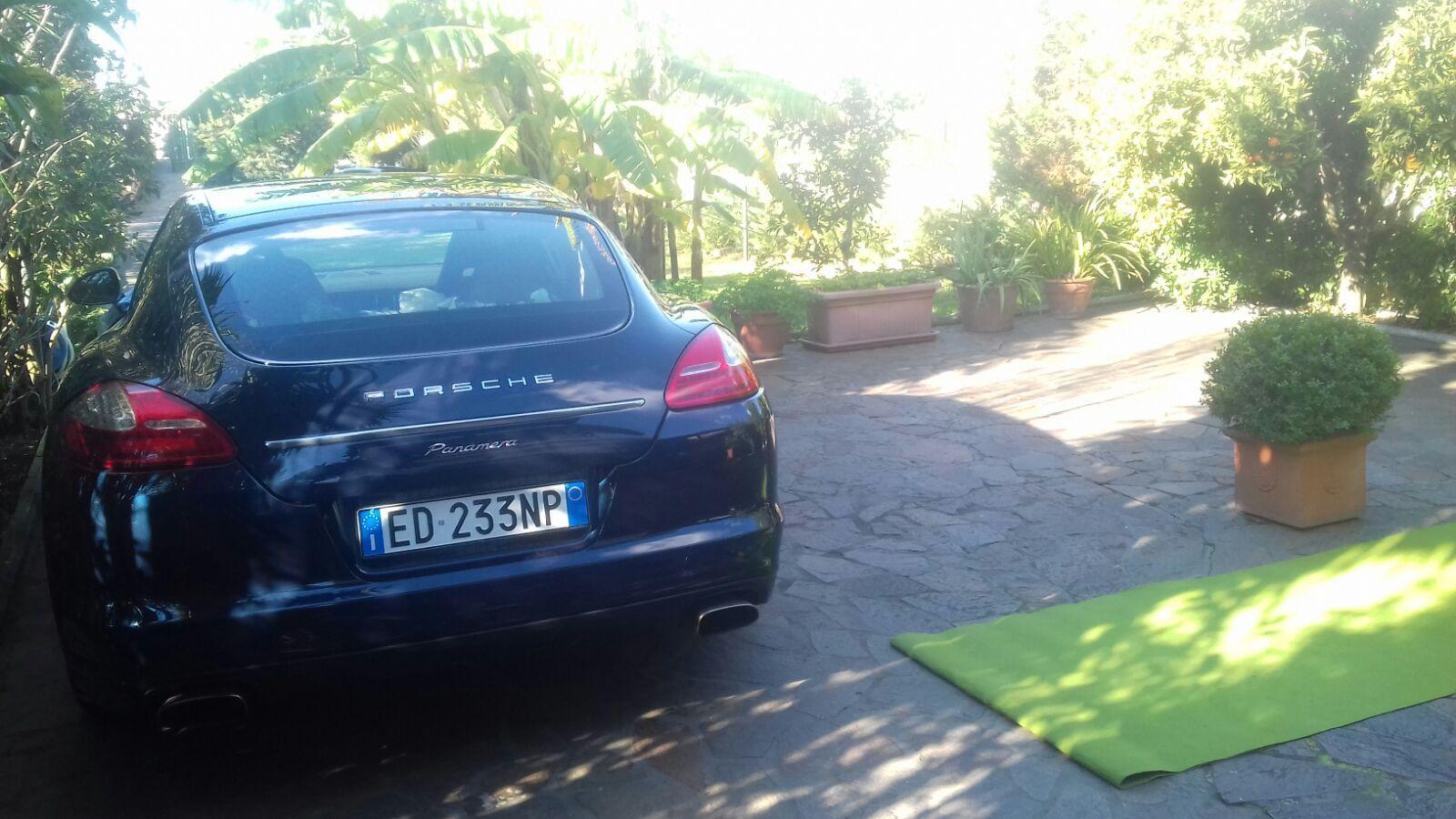 La Nostra Spettacolare Porsche Panamera!!! CHI SOGNA AD OCCHI APERTI SA PIU' DI CHI SOGNA DORMENDO