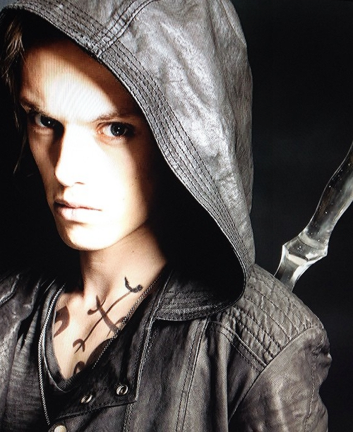 Jamie Campbell Bower as Jace Tumblr