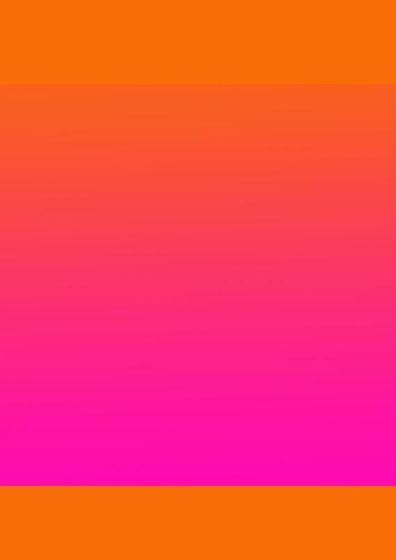 XXXL extra large pink artwork orange artwork abstract prints set of prints 3 art prints powerful color modern artwork abstract bold artwork