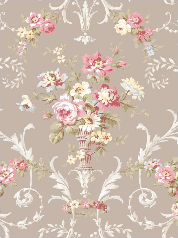 Wallpaperstogo Com Wtg 106203 Seabrook Designs Traditional