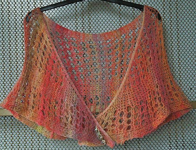 Ravelry: My Fair Faroese Loom Knit pattern by Renee Van Hoy   Sew ...