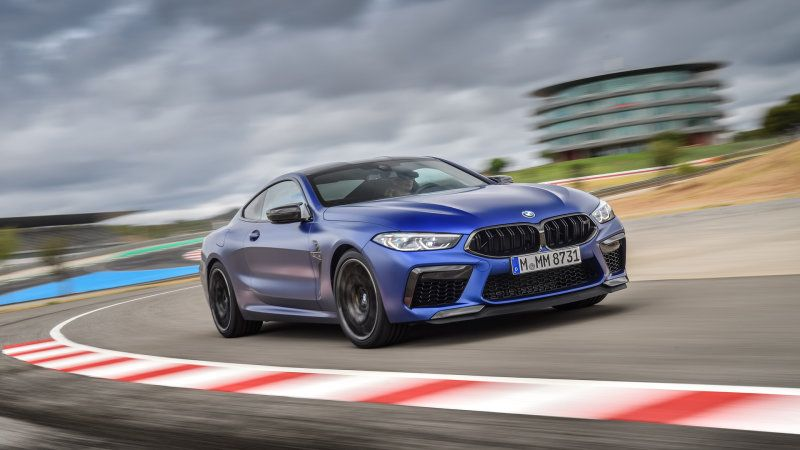 2020 Bmw M8 Coupe And Convertible First Drive Bmw Coupe First