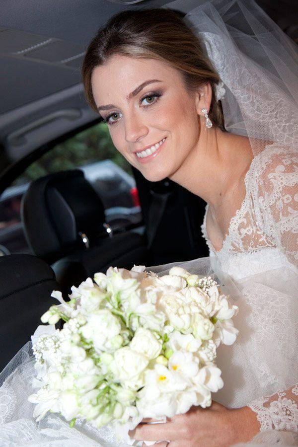 O casamento de hoje foi um dos mais lindos de São Paulo neste ano! Marina Kaufman e Guilherme Bueno Netto se casaram em uma bela tarde de sol, na Hípica Sa