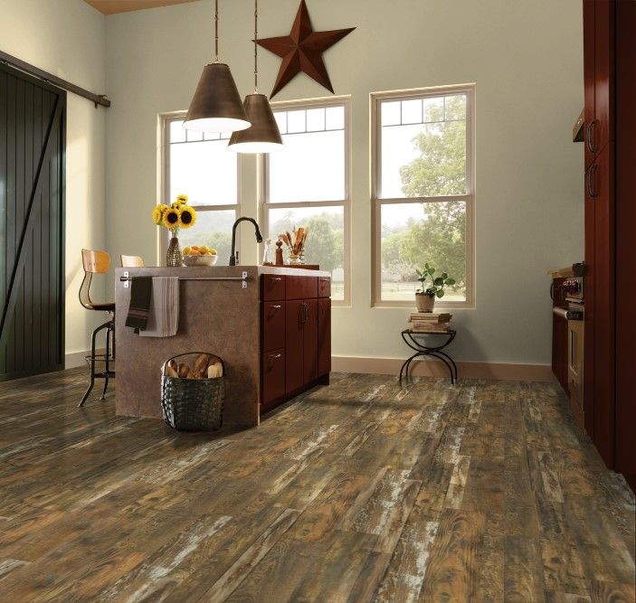 Armstrong Architectural Remnants Woodland Reclaim Old Original 12mm  Laminate Flooring L3102