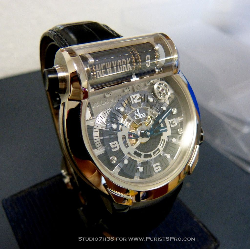 AHCI & Independent Haute Horlogerie - Studio7h38, a Watchmaking Design and R&D Shop
