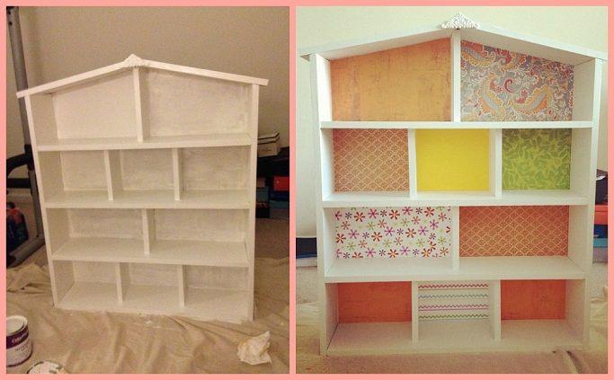 How To Build A Dollhouse Diy Barbie House Doll House Plans