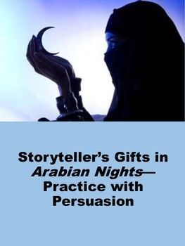 005 Arabian Nights The Gift of the Storyteller Practice with