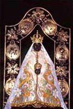 Black Madonna of Le Puy France