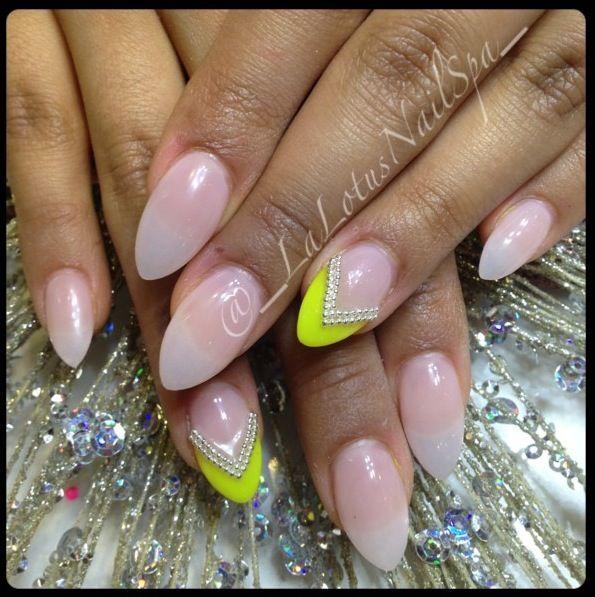 My grad/NY nails. I love my nail lady. La lotus nail spa - Vancouver ...