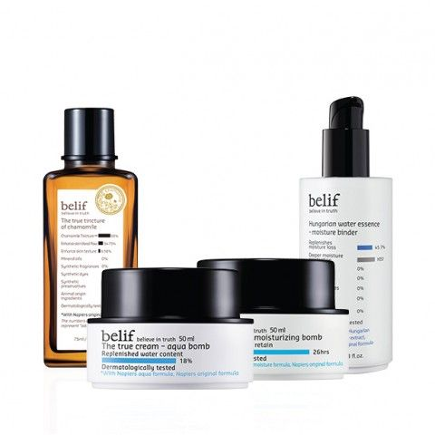 Get A Free Belif Hydrating Cream! - http://freebiefresh.com/get-a-free-belif-hydrating-cream/