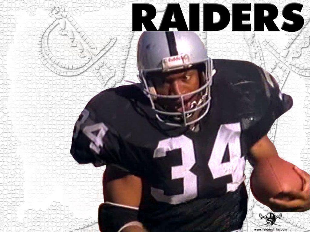 Bo1 Jpg 1024 768 Raiders Wallpaper Bo Jackson Raiders