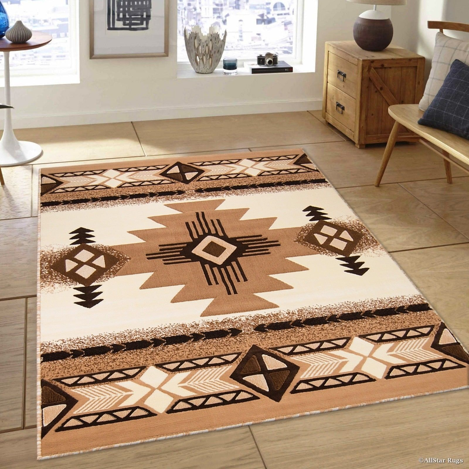 Allstar Woven Native American Rug Area Rugs Cheap Rugs On