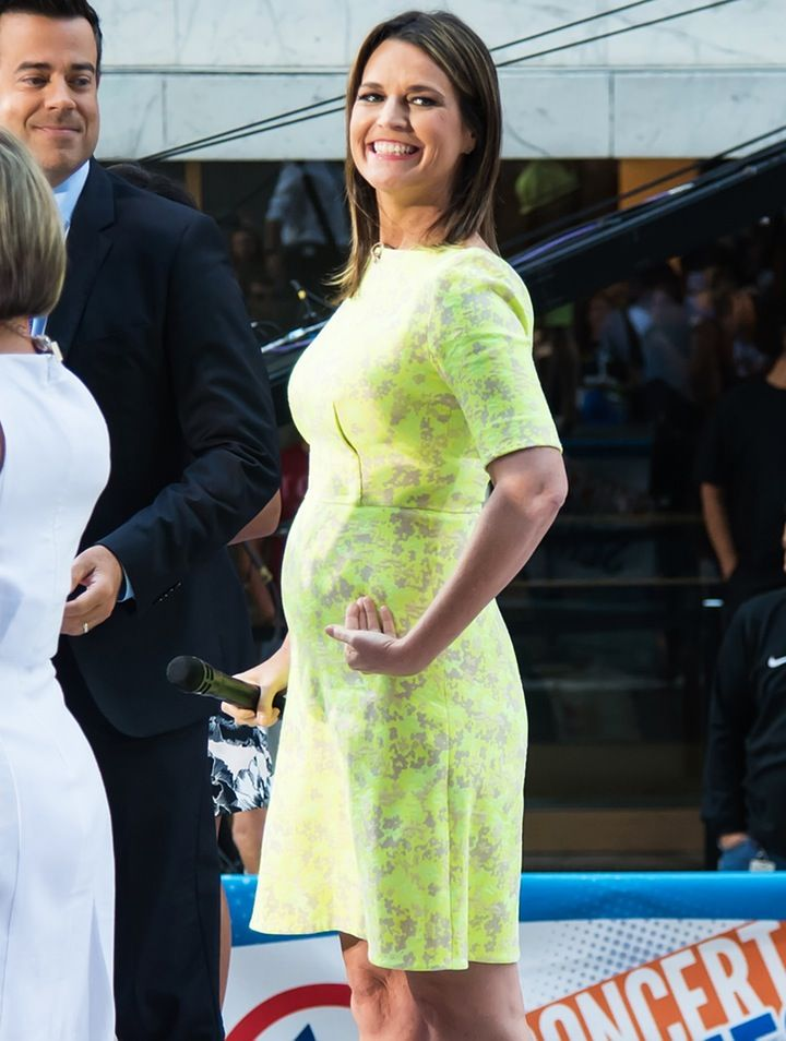 Pregnant Movie Stars 8