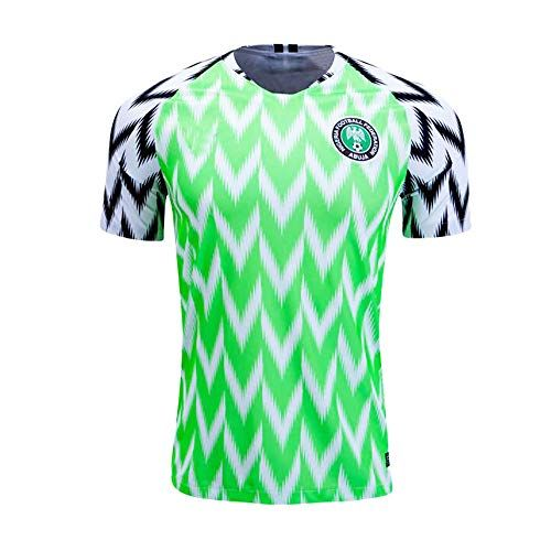 Nigeria Jersey Mens 2018 Russia World Cup Home Adult Nati... https   3fe7aaba4
