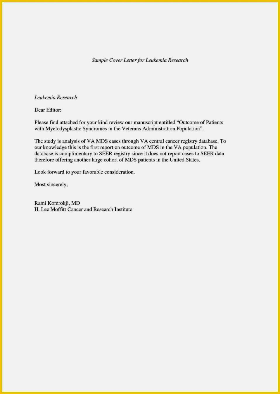 23 Short Cover Letter Examples Cover Letter For Resume Cover Letter Sample Cover Letter Example