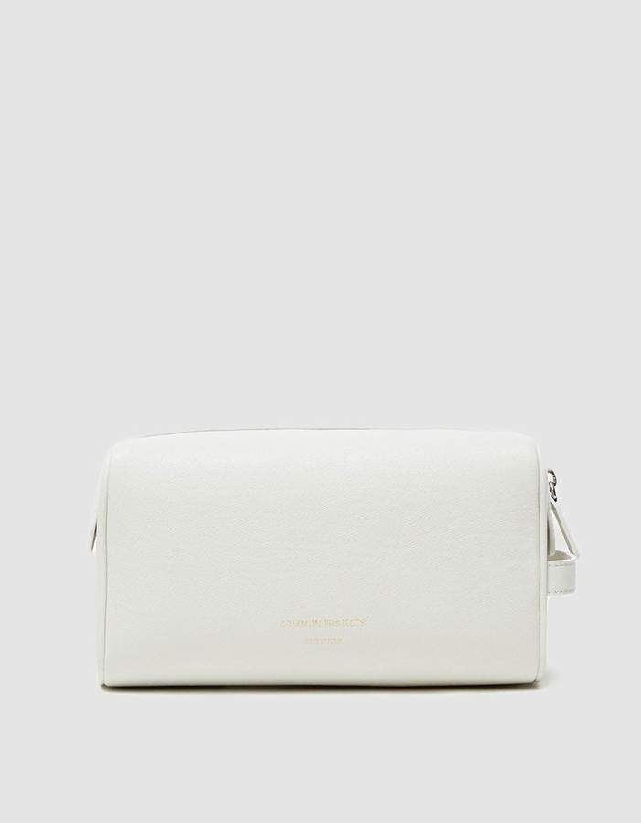 bede959111 Common Projects Toiletry Bag in Off White | Products | Bags ...