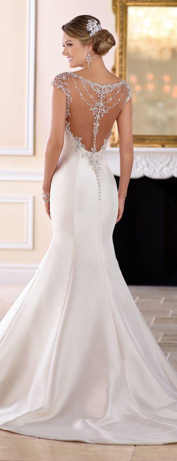 Wedding dress inspiration stella york future wedding pinterest