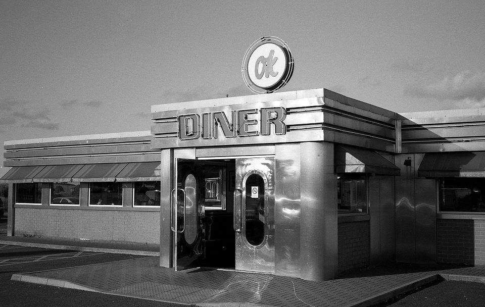 OK American Diner ©JohnHughes