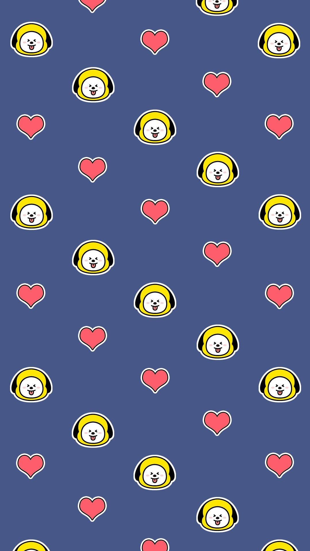 bt21 🌟🌙 shooky cooky tata chimmy mang koya Rj