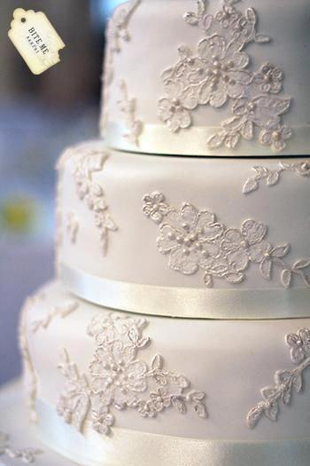 Cake Design Made Simple: The Wedding Dress | Craftsy