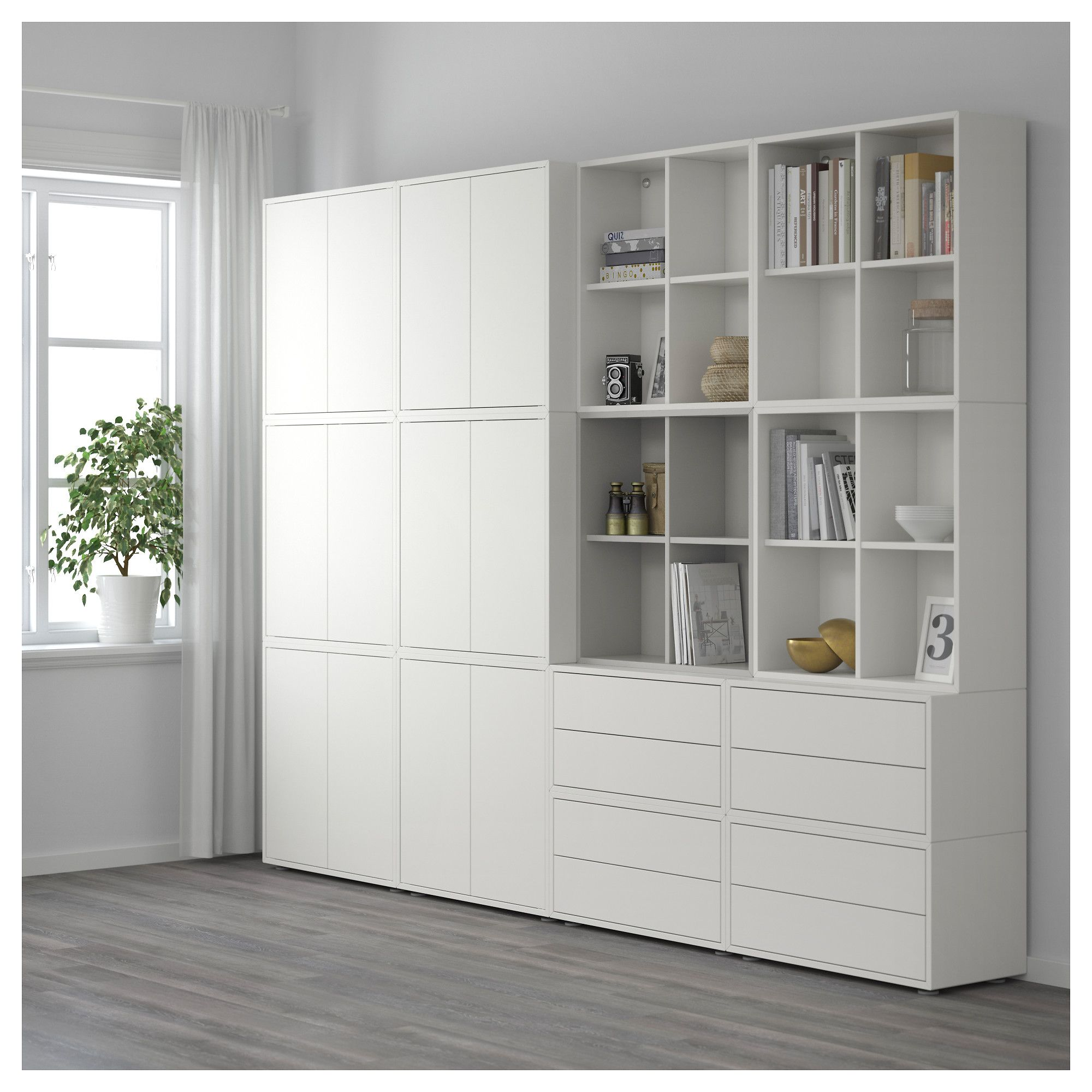 Furniture & Home Furnishings - Find Your Inspiration  Eket, White