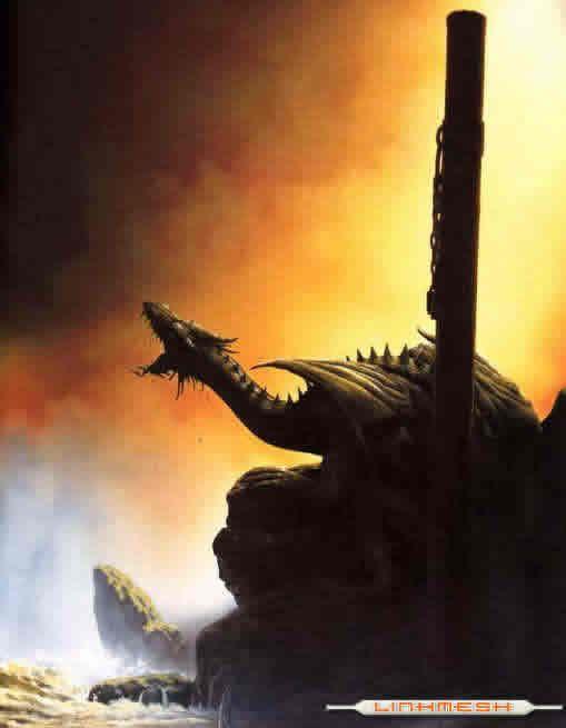 aullido de dragon