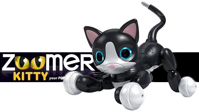 zoomer kitty robot cat | Robot Toys, Games and Gifts, for