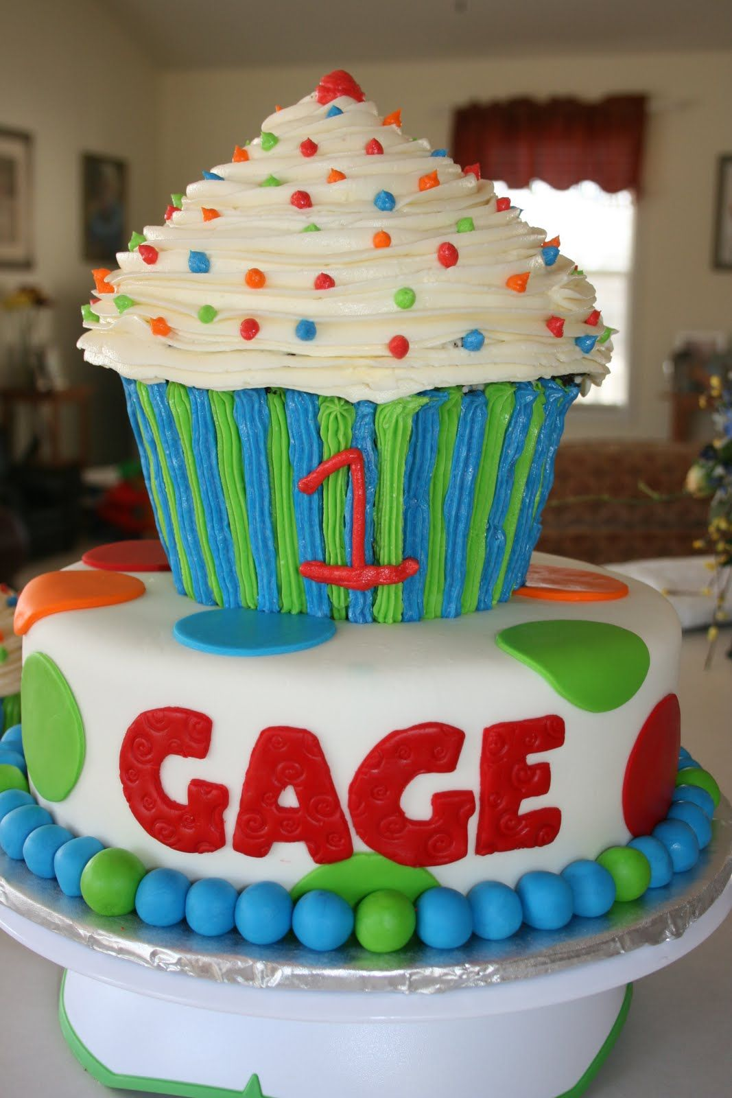 Image Detail For 1st Birthday Cakes For Boys Designs And
