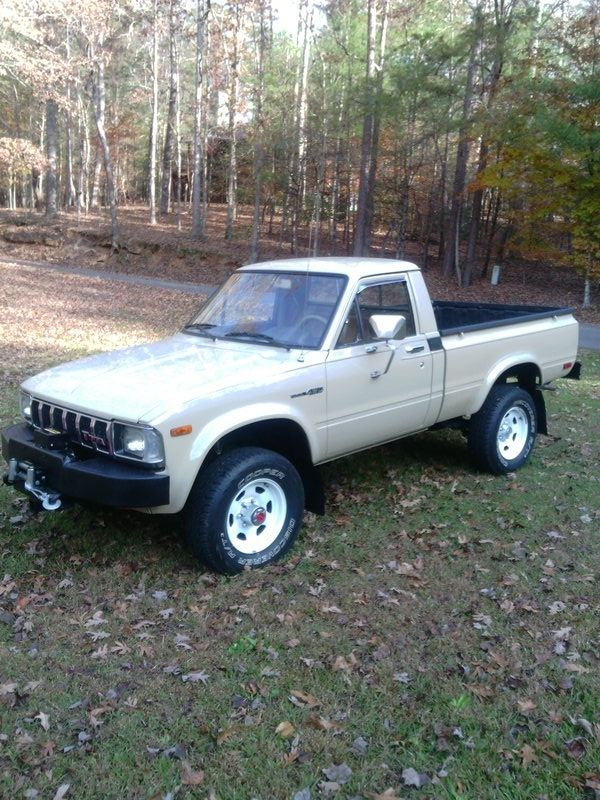 Toyota For Sale By Owner >> 1982 Toyota Hilux For Sale By Owner Ellijay Ga Oldcaronline