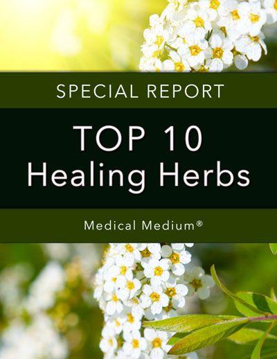 Healing Herbs Report | Natural healing | Healing herbs