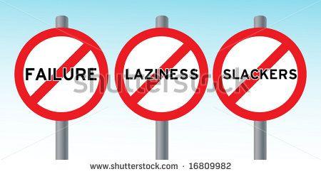 no laziness - Google Search