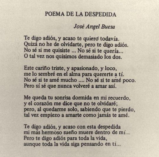 José Ángel Buesa.