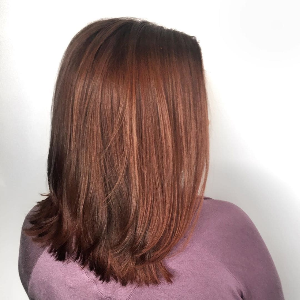 Chestnut Hair Color For Morena In 2020 Hair Color For Morena Hair Color For Morena Skin Cool Hair Color