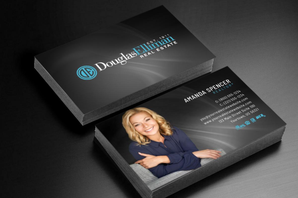 We Ve Got New Business Card Designs For Douglas Elliman Realtor Douglaselliman Realestate Real Douglas Elliman Business Cards Online Business Card Design