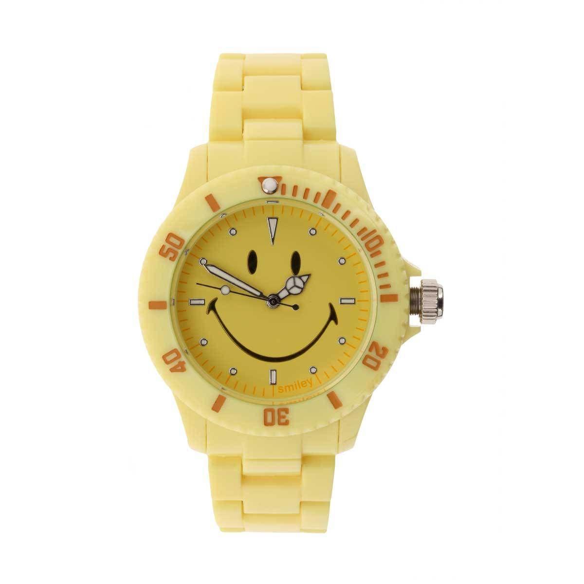 orologio sorridente