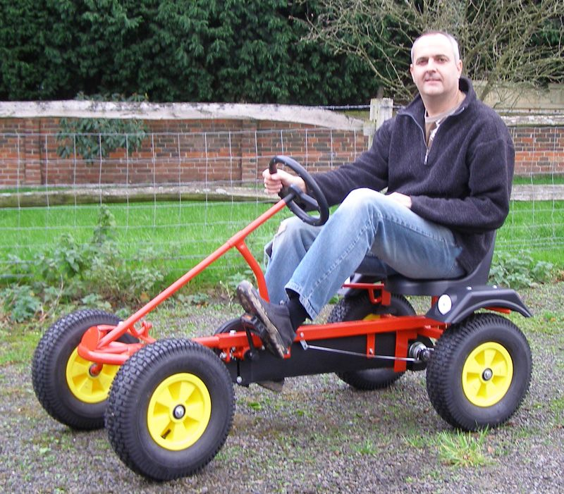 Adult Pedal Go Kart | Go carts, scooters and misc. | Pinterest ...