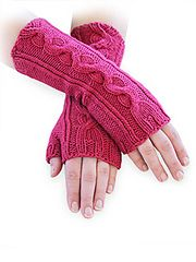 Ravelry: Venus Mitts pattern by Colleen Powley
