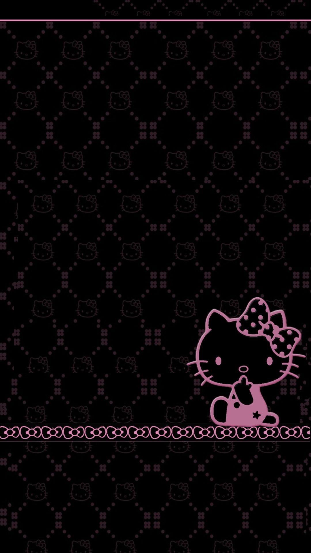 Black Hello Kitty Wallpaper Hd Hello Kitty Wallpaper Hd Hello Kitty Wallpaper Hello Kitty